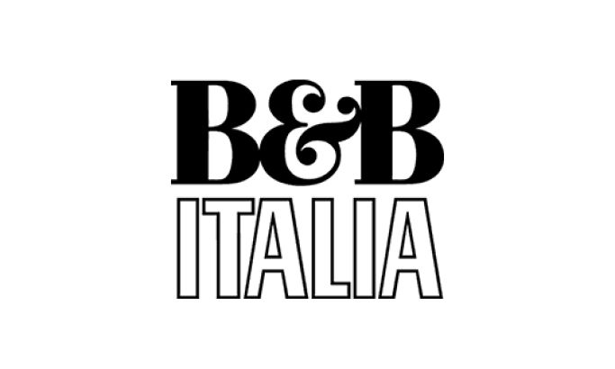 B&B Italia Sleek Logo