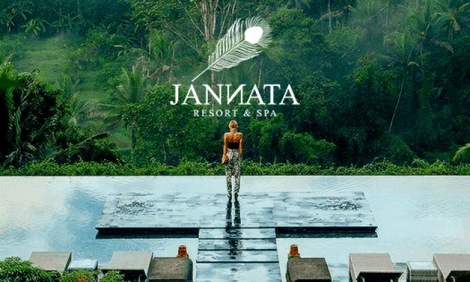 Jannata Website Design