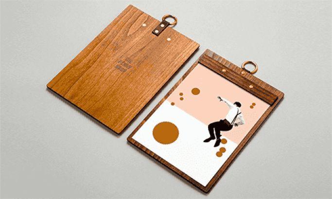 Penny Drop Print Design