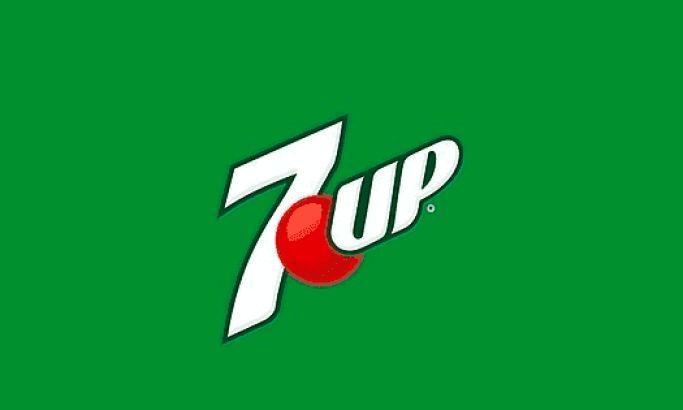 7Up Logo Design