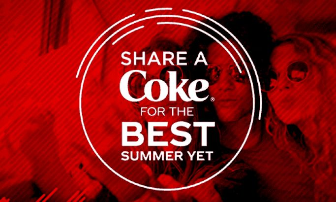 Coca-Cola's Commercial Uses Consistent & Friendly Branding To Reach Younger Audiences