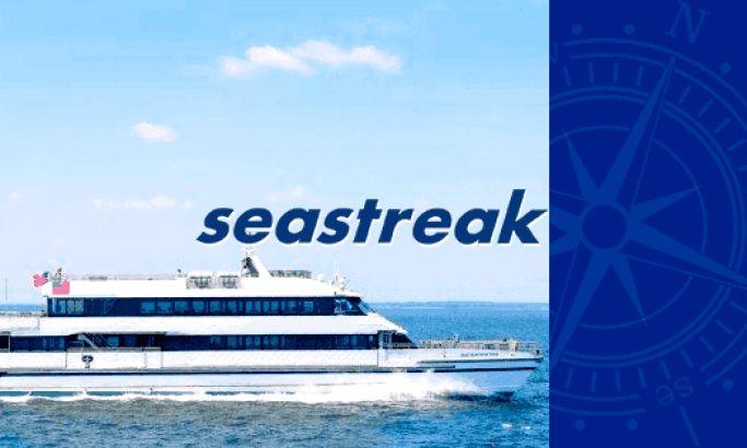 Seastreak Website Design