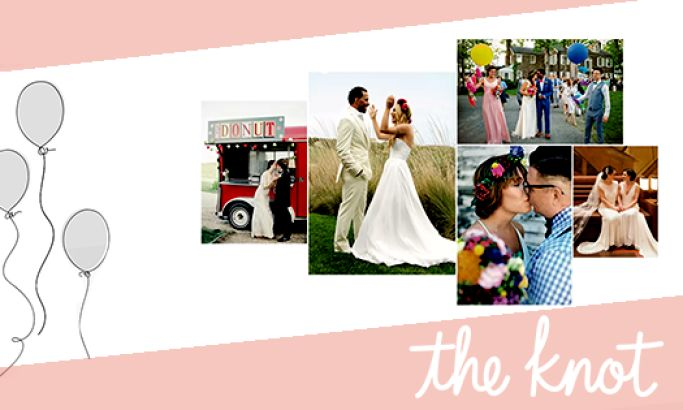 The Knot Organized Website