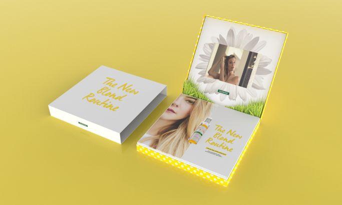 Klorane Packaging