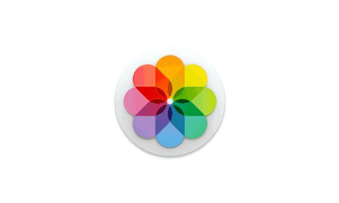 Apple Photos Logo Design