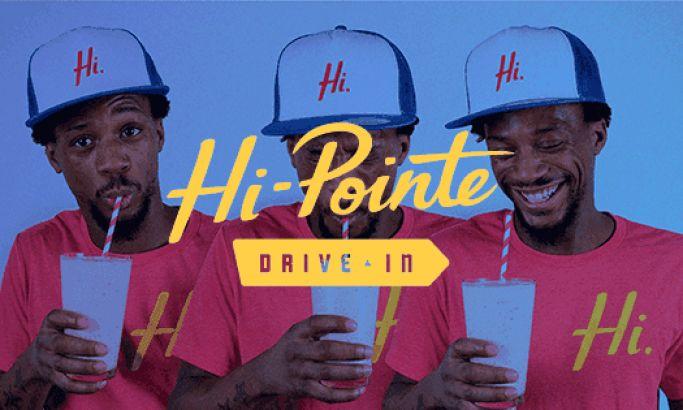 Hi-Pointe Drive In Website