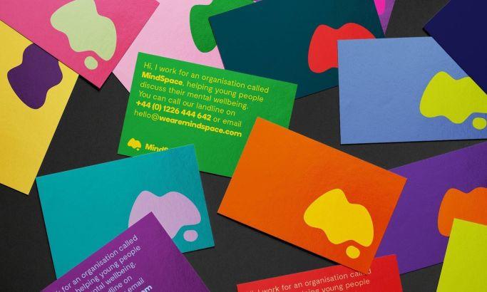 Mindspace Colorful Print Materials