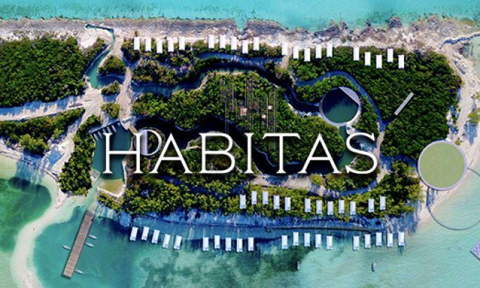 Habitas Website Design