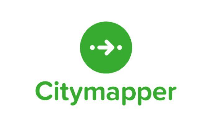 Citymapper Logo Design Clean