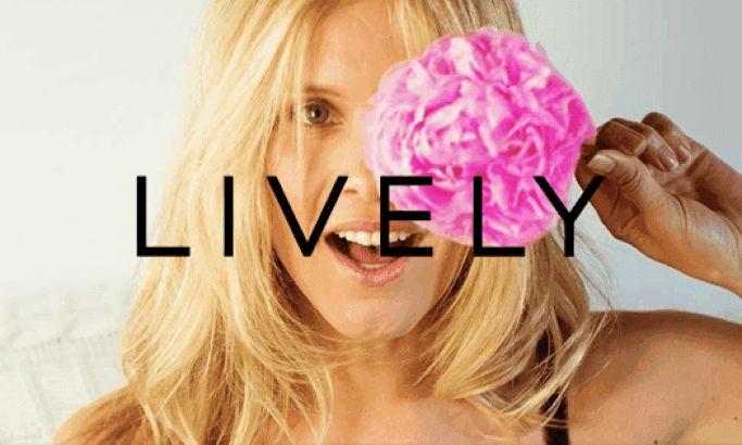 Lively Website Design