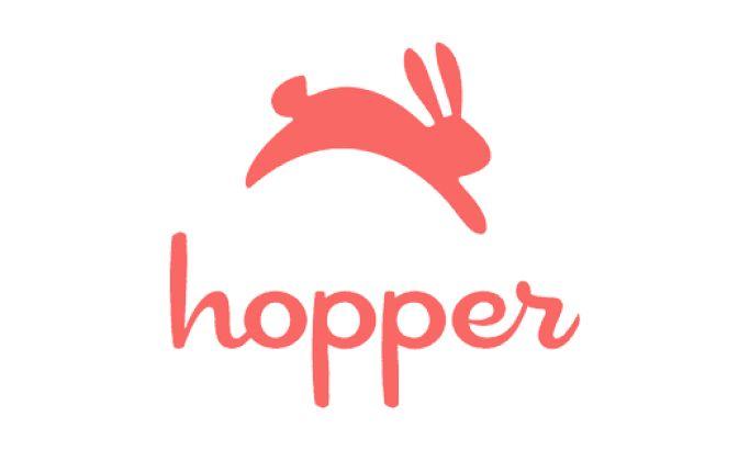 Hopper Best Logo Design
