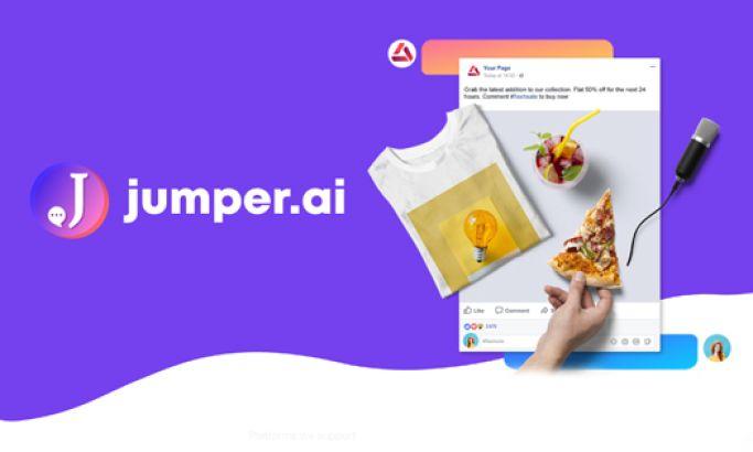 Jumper Engaging Web Design