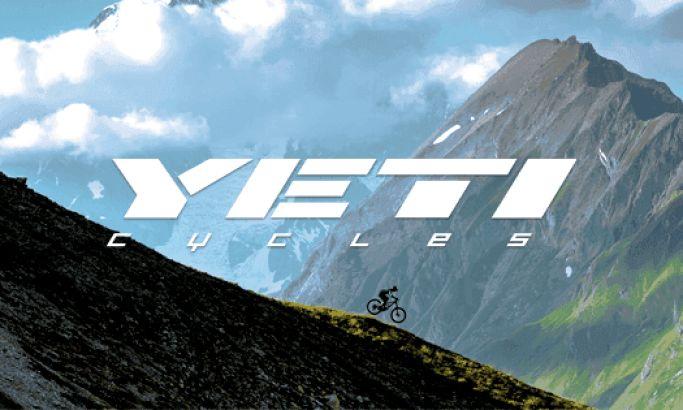 Yeti Cycles Web Design