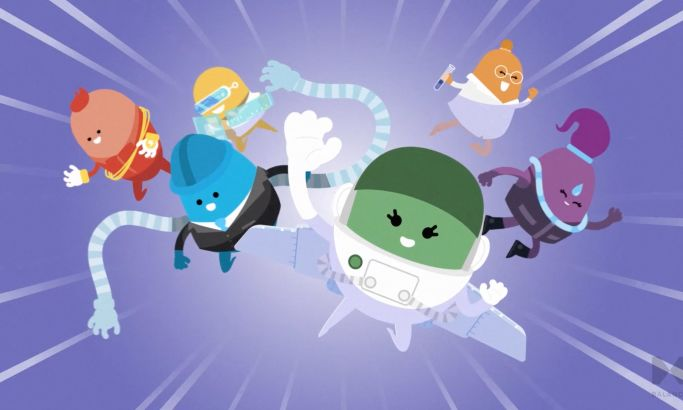 EA Junior Club Video Design Uses Cute Animation And The Power of Imagination To Influence Innovation