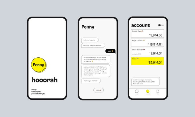 Penny app design
