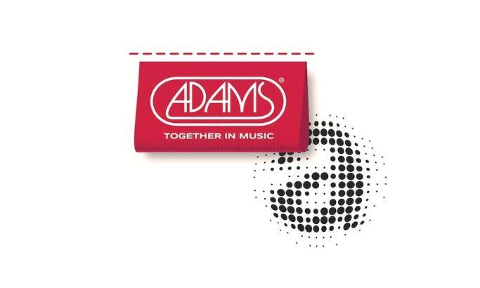 Adams Together In Music Logo Design