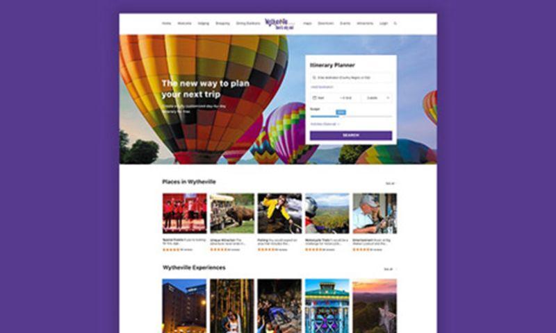 Logo Agency - Wytheville Website