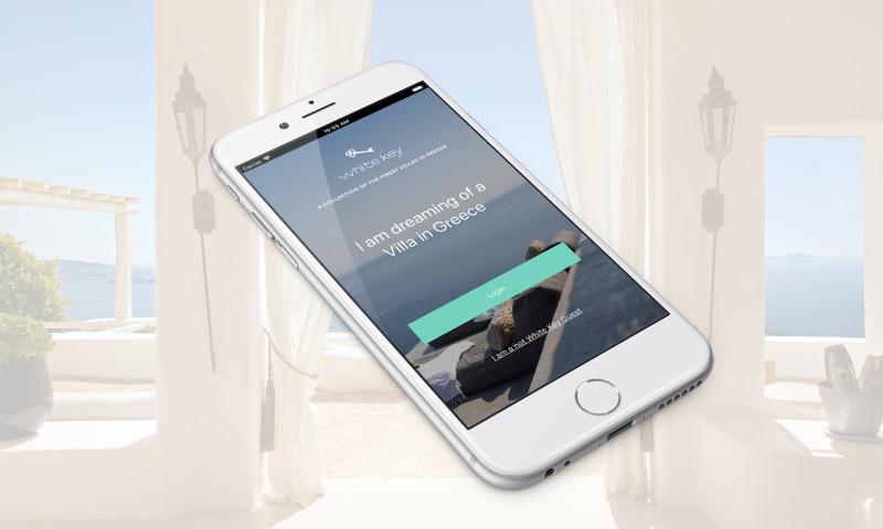 Backbone Technology - WHITE KEY VILLAS MOBILE APPLICATION