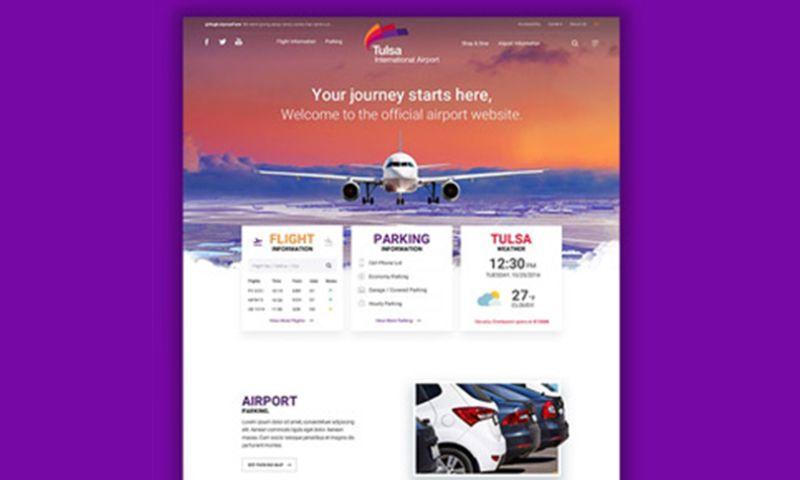 Logo Agency - Tulsa Website