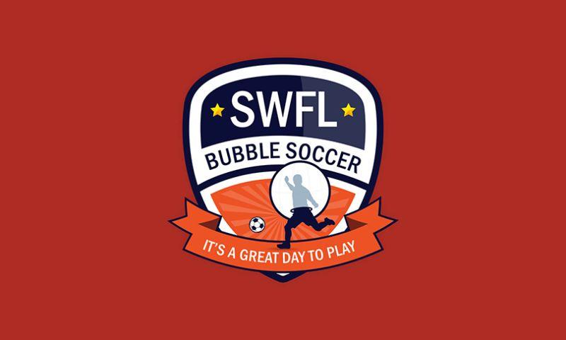 Logo Agency - Bubble Soccer Logo