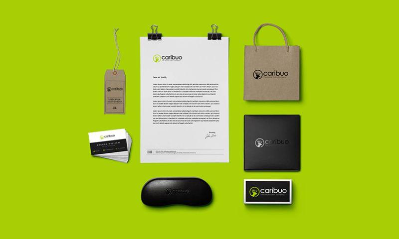 Logo Agency - Caribuo Branding