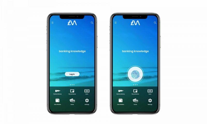 Wowwee Design - Eva Bitcoin UI UX