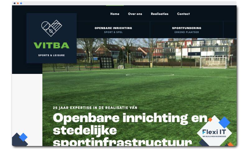 Flexi IT - VITBA - Corporate Website