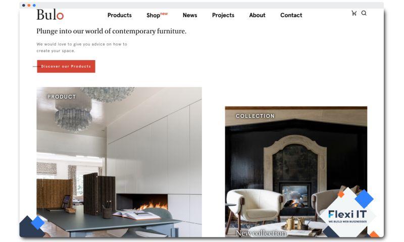 Flexi IT - BULO - Corporate Website