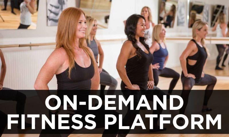 VironIT - On-demand fitness platform