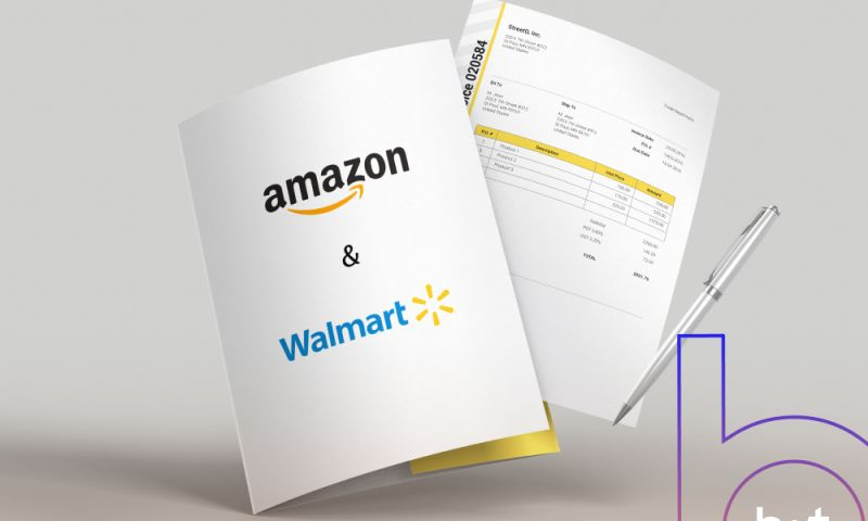 GroupBWT - Amazon and Walmart Scraping Project