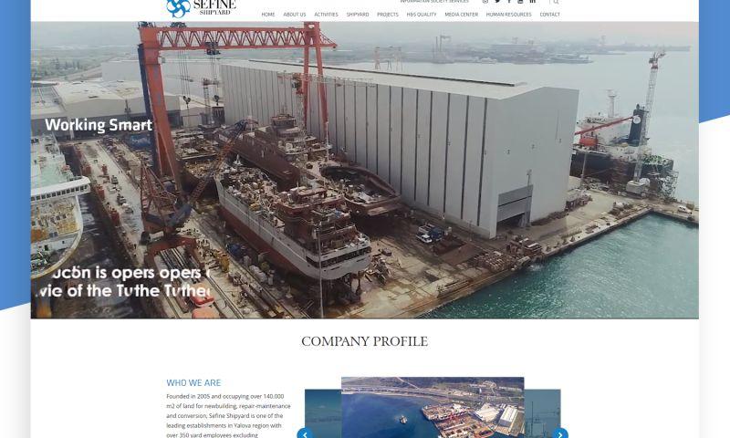 BABEL Agency - Sefine Shipyard