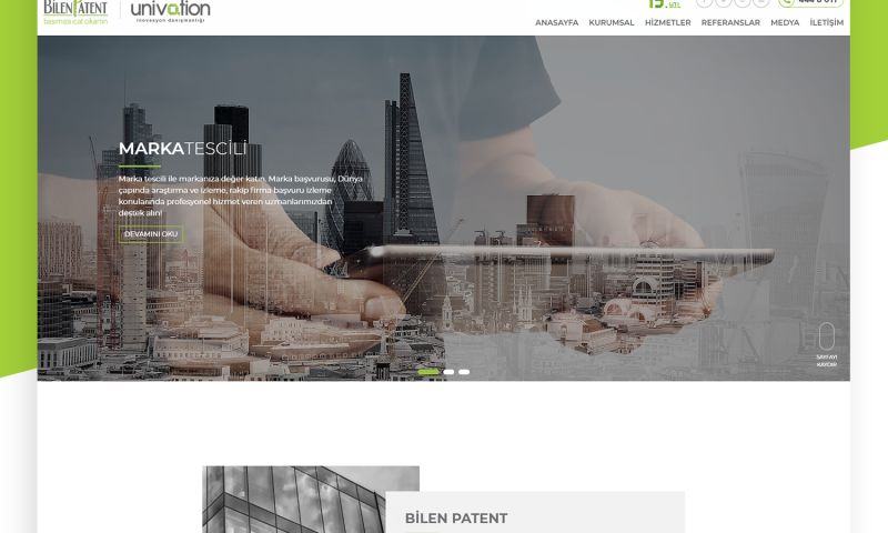 BABEL Agency - Bilen Patent