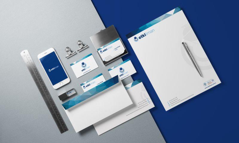 BABEL Agency - Etki Port - Corporate Identity