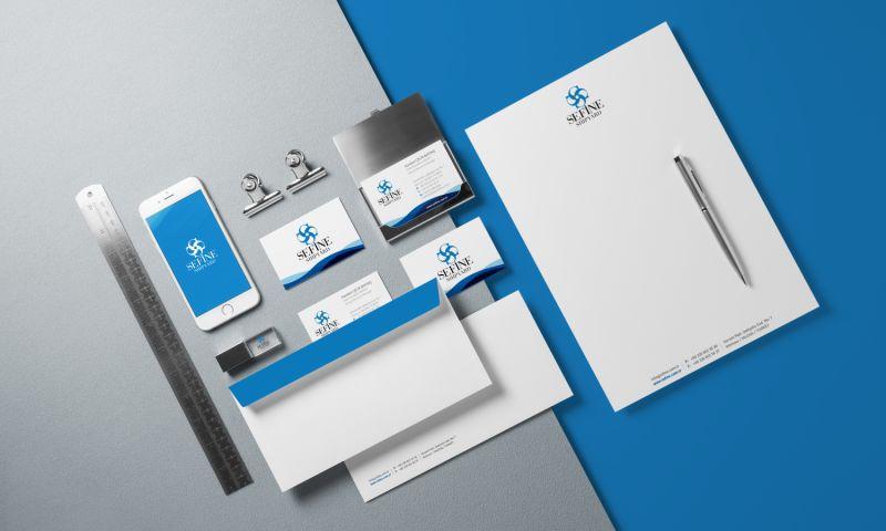 BABEL Agency - Sefine Shipyard - Corporate Identity