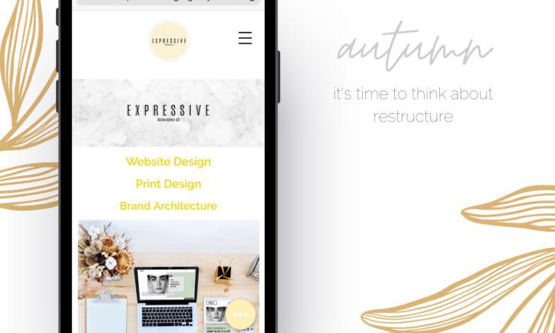 Expressive Design Agency, LLC. - Social Media Campaign - End of 2020 Q4