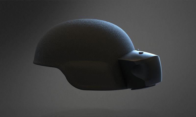 Flynn Product Design - Wearable Nvidia