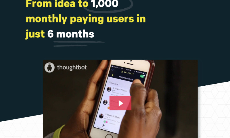 thoughtbot - SplitFit: Redefining Personal Training
