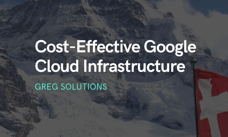 Greg Solutions - Security-Focused Infrastructure for a Inventify