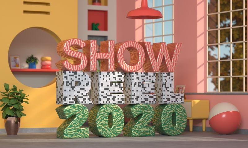 Kasra Design - Showreel 2020
