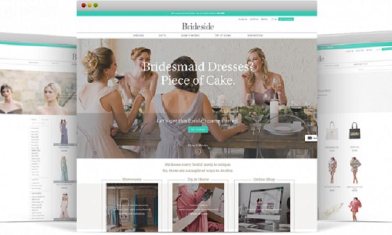 Matellio Inc. - Brideside- e-Commerce Platform for Bridesmaid Dresses