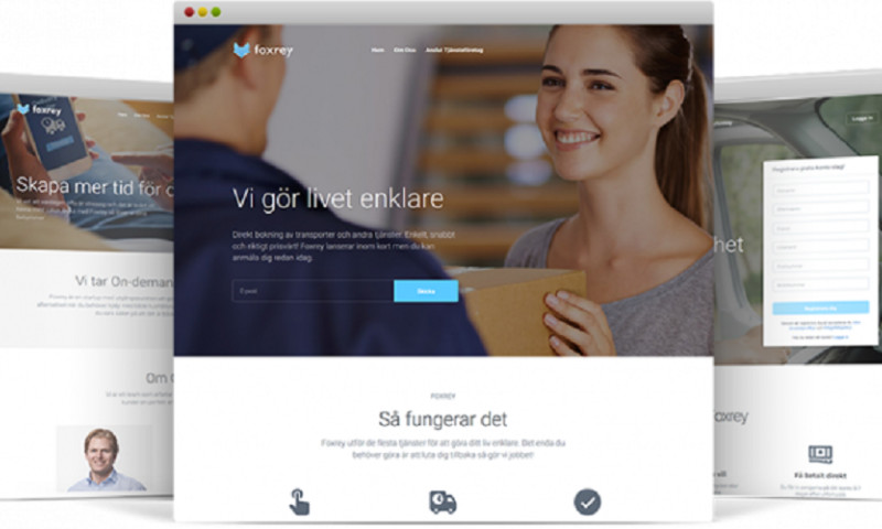 Matellio Inc. - Foxrey: On-Demand Service Marketplace