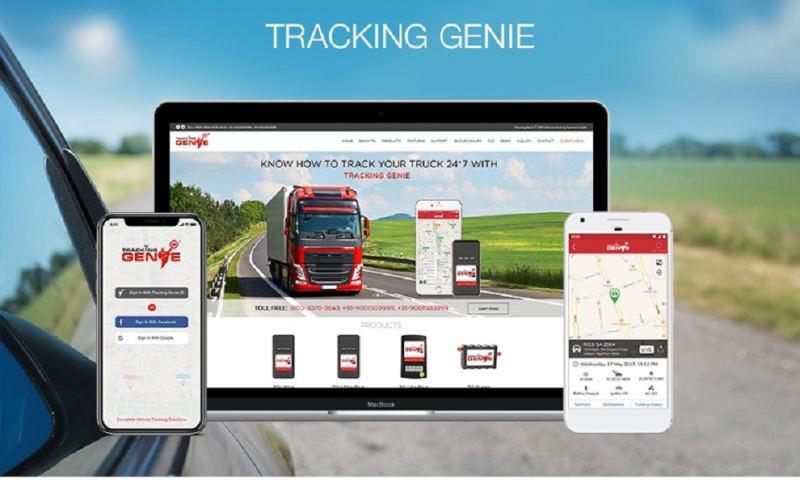 Matellio Inc. - Tracking Genie: GPS-based Vehicle Tracking