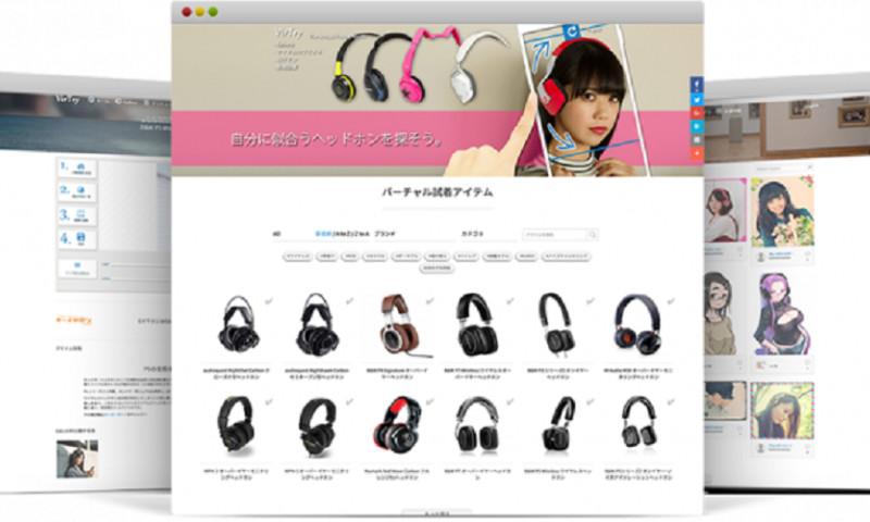 Matellio Inc. - VirTry: Virtual Fitting Room for Headphones