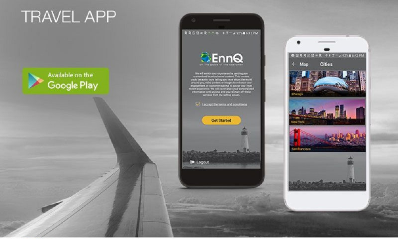 Matellio Inc. - EnnQ Travel: Beacon-based Content delivery System