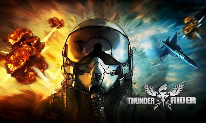 FiveRivers Technologies - Thunder Rider Gameplay