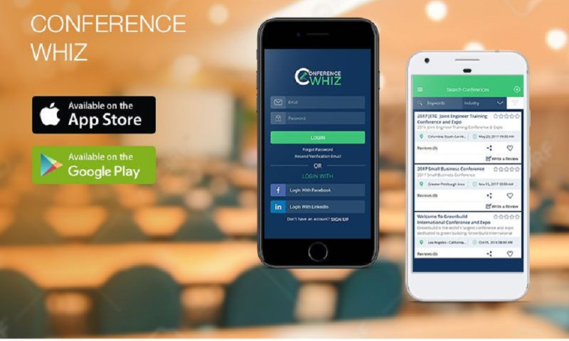 Matellio Inc. - Conference Whiz: Conference Review App