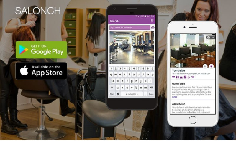 Matellio Inc. - Salonch: App to connect salon, spa and barbershop owners with licensed beauty industry staff