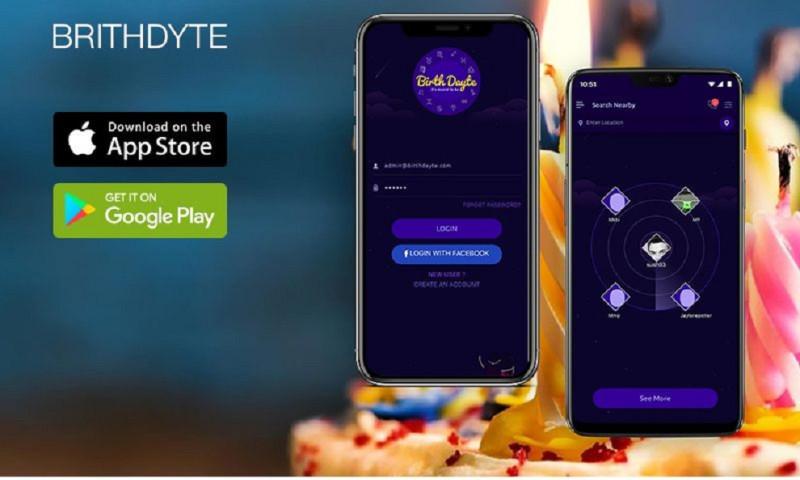 Matellio Inc. - BirthDyte: Location-based Matchmaking App