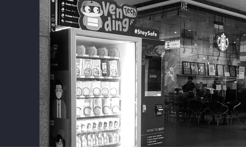 Nick Metrics Private Limited - VendingTech - PPE Vending Machines