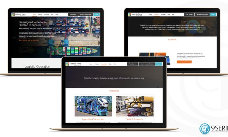 9series Solutions Pvt Ltd - MakeMyTrans